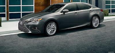 Harga Lexus ES