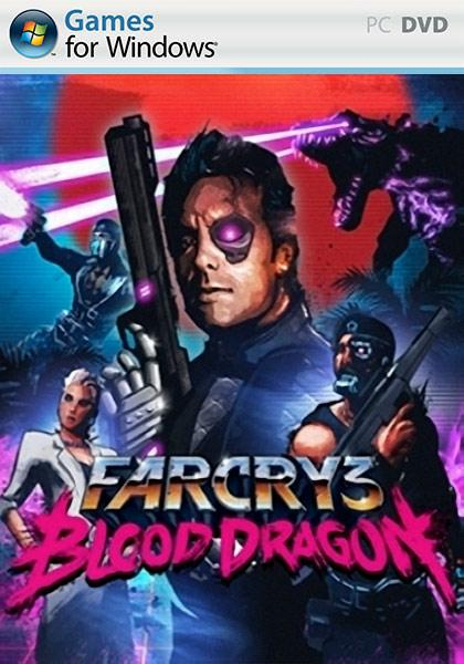 Far Cry 3 Blood Dragon PC Full Español Reloaded