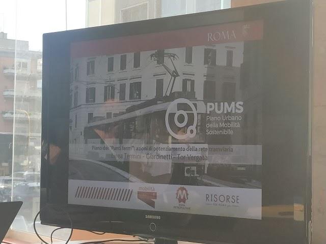 Commissione Mobilità: Progetto ammodernamento e prolungamento ferrovia Roma Giardinetti