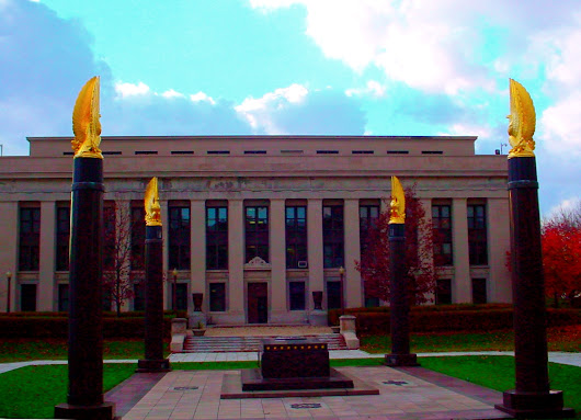 Indiana Photo of the Day - Indiana World War Memorial