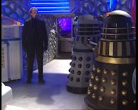 Curse of Fatal Death Grey Dalek (Variant) 01