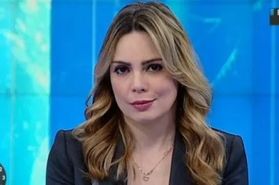 Rachel Sheherazade é dispensada da emissora após 9 anos
