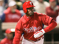 Domonic Brown - Phillies Outfielder