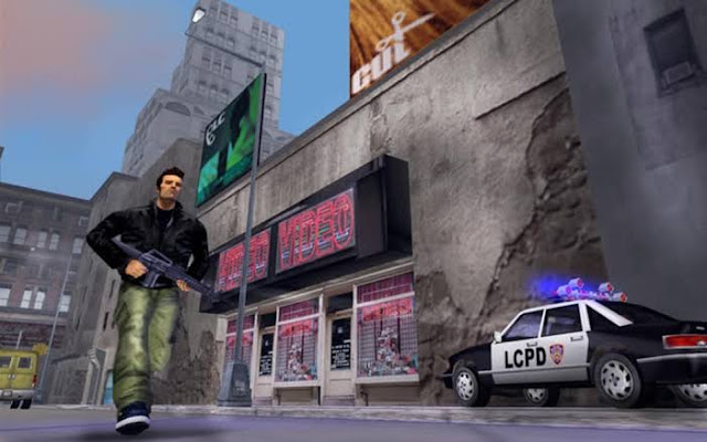 GTA 3 By MBM Gamer