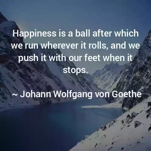 goethe famous quotes