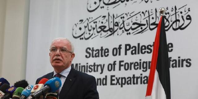 Israel Cabut Izin Perjalanan Menlu Palestina Usai Kunjungi ICC