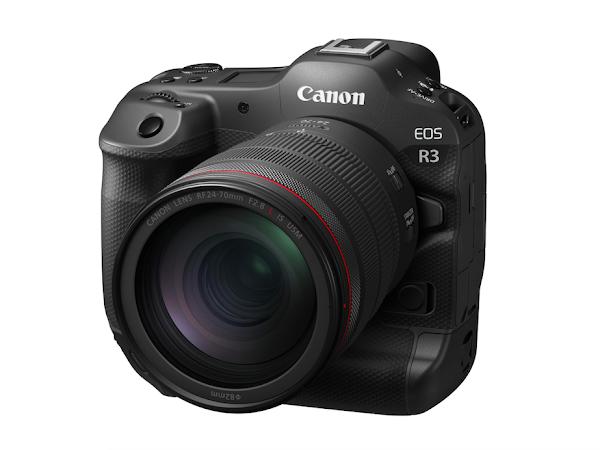 Acompanhamento AF para carros e motos de corrida – Canon revela mais detalhes sobre a EOS R3, mirrorless de alta velocidade e alto desempenho