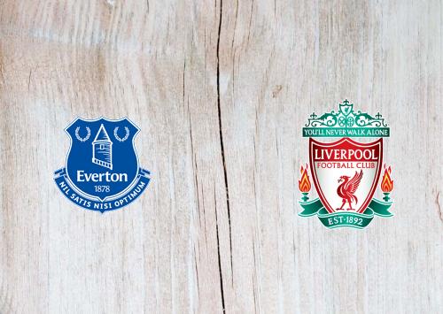 Everton vs Liverpool -Highlights 17 October 2020