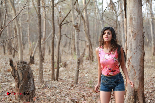 Naveen Sanjay Tanishq Rajan Starring Saranam Gacchami Movie Gallery  0033.jpg