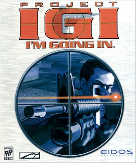 PROJECT IGI 1 I'm Going In Cover Photo