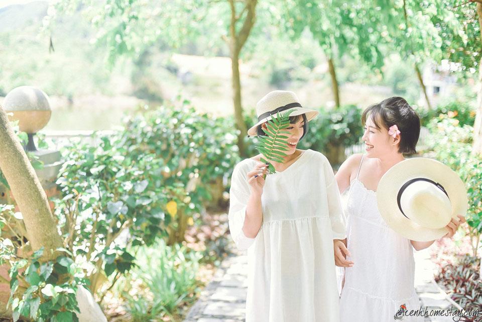 10 Homestay ngoại thành Hà Nội cho cặp đôi couple tình nhân đẹp rẻ