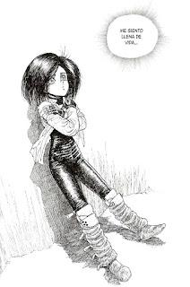 GUNNM: Alita Angel de Combate