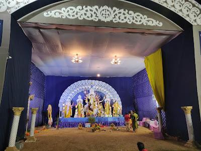 Jaipur Jai club Durga Puja