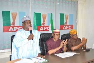 Buhari, Oyegun, others to know fate as APC