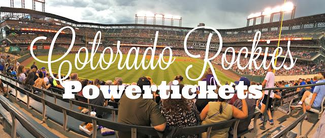 Powertickets, Power tickets, Rockies Power tickets, What are Power tickets, How do the rockies power tickets work.