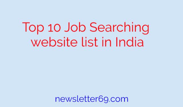 Top 10 best online jobs sites in India