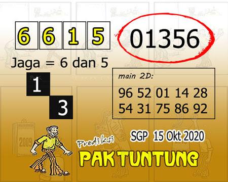 Prediksi Pak Tuntung SGP 45 Kamis