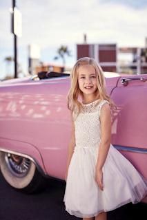 robe de ceremonie enfant le petit mechant look naf naf mariage en vue 2019