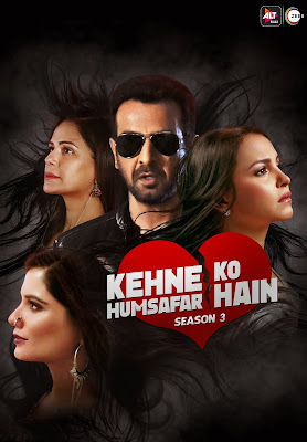 Kehne Ko Humsafar Hain S03 Hindi Complete WEB Series 720p HDRip HEVC