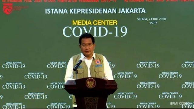 Kasus Corona di Indonesia Semakin Meningkat, Pemerintah Tegaskan COVID-19 Bukan Konspirasi