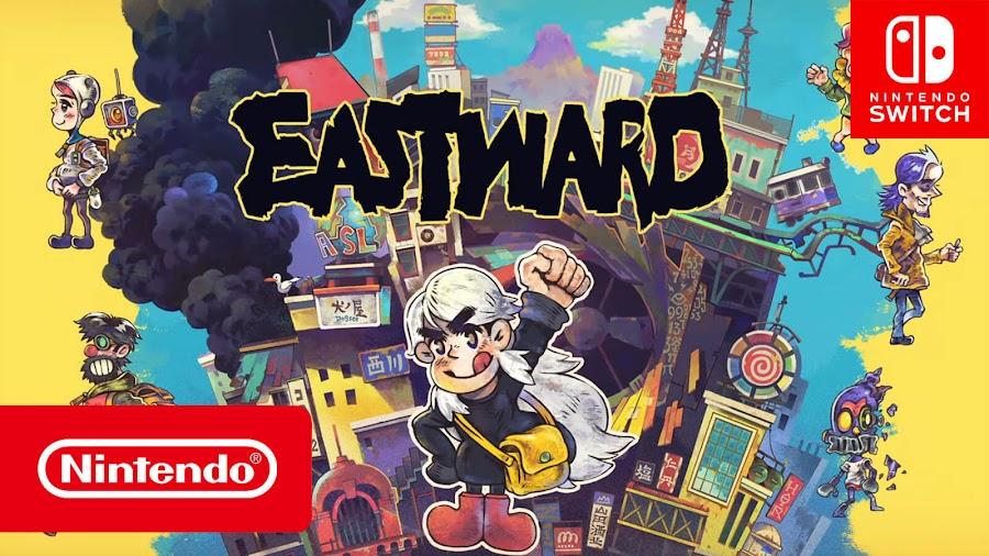 eastward nintendo switch adventure rpg game pixpil chucklefish