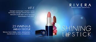 Rivera Shinning Lipstick