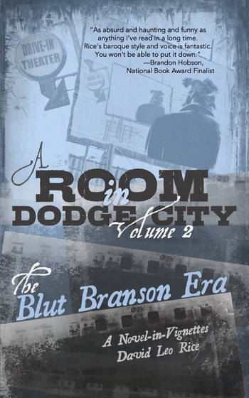 A Room in Dodge City Vol 2 cover artwork
