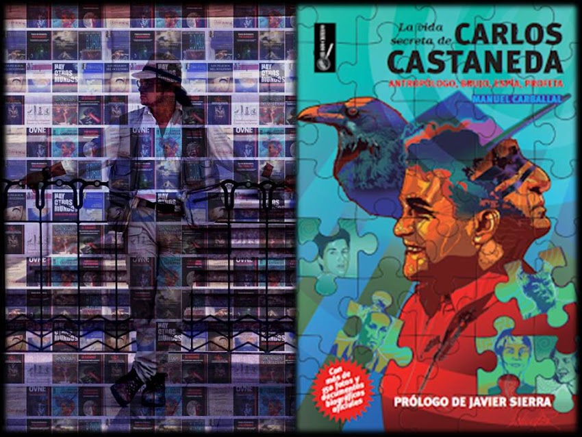 """THE SECRET LIFE OF CARLOS CASTANEDA"": First complete biography of Carlos Castaneda"