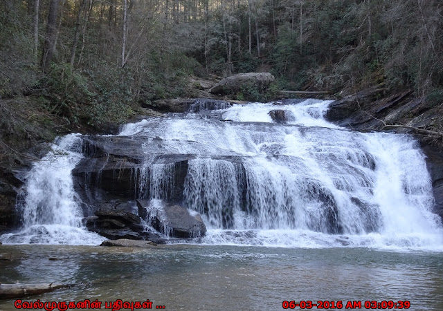 Panther Creek Falls Atlanta