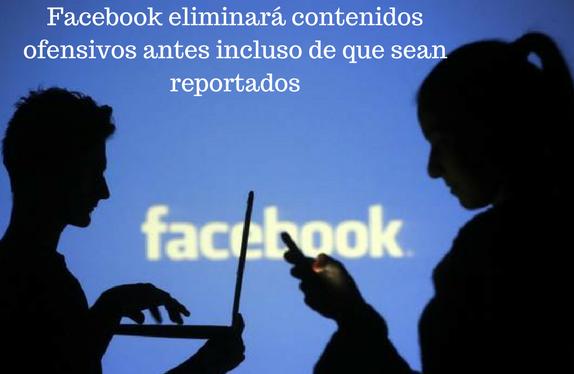 facebook, comentarios, eliminar, contenidos, redes sociales, social media