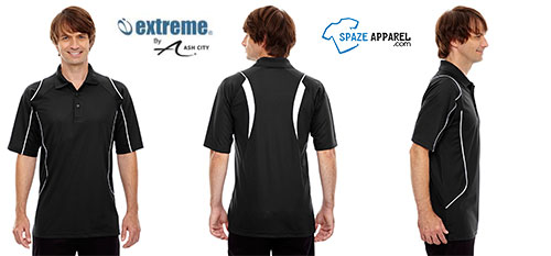 Extreme 85107 Eperformance Men's Velocity Snag Protection Polo
