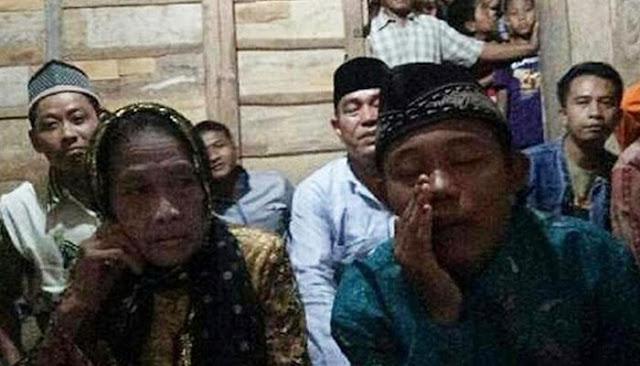Tak Kuat Tahan Cemburu, Slamet (16) Mengunci Istrinya (71) di Rumah