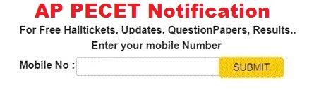 AP pecet Notifications 2021