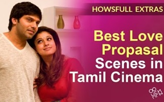 Best Love Proposal Scenes in Tamil Cinema | Alaipayuthey, Remo, Vaaranam Ayiram
