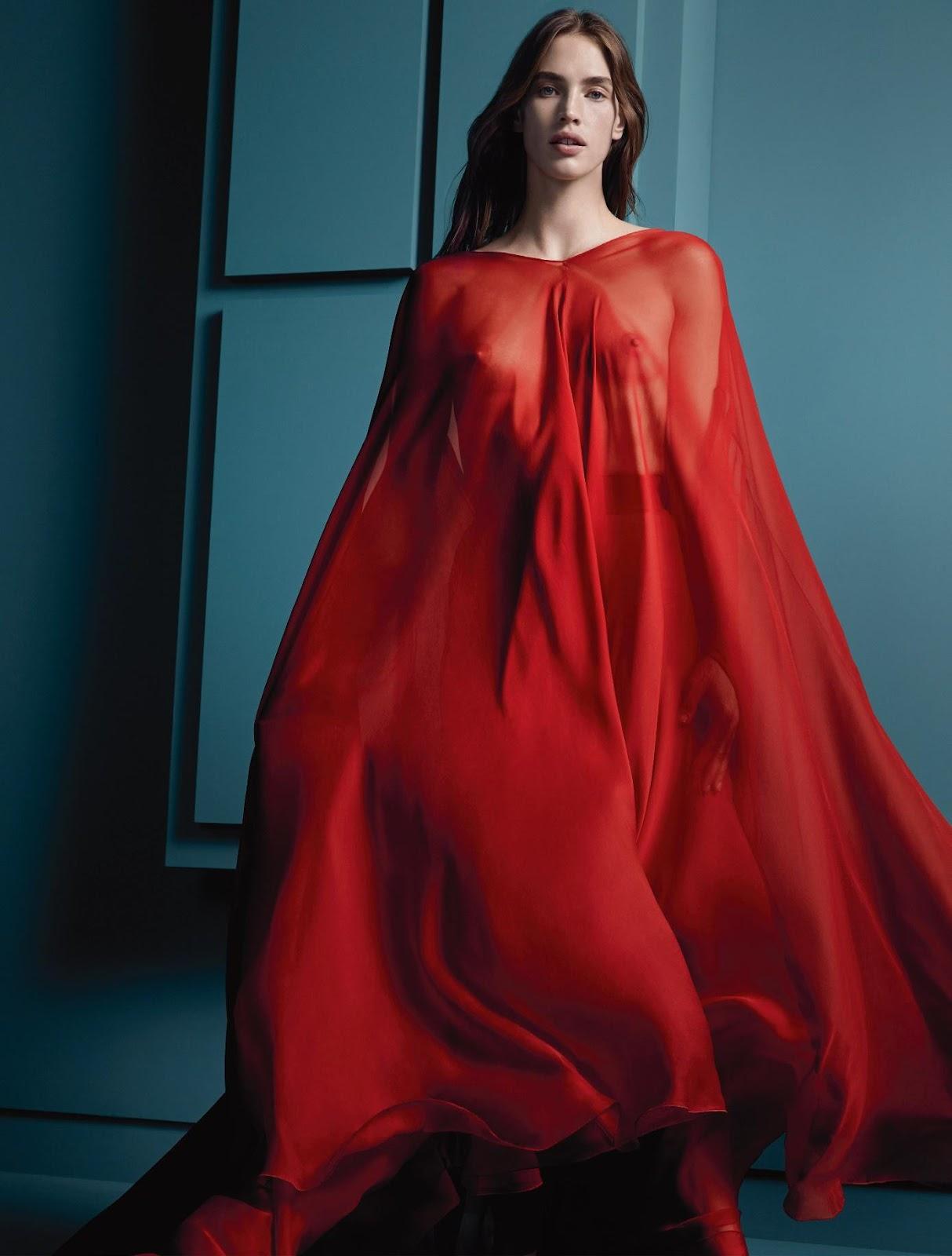 Crista cober numero magazine aug 2015 by txema yeste hq photo shoot new images
