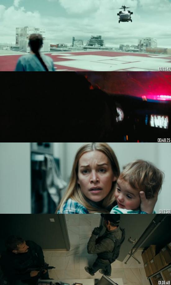 Angel Has Fallen 2019 BRRip 720p 480p Dual Audio Hindi English Full Movie Download