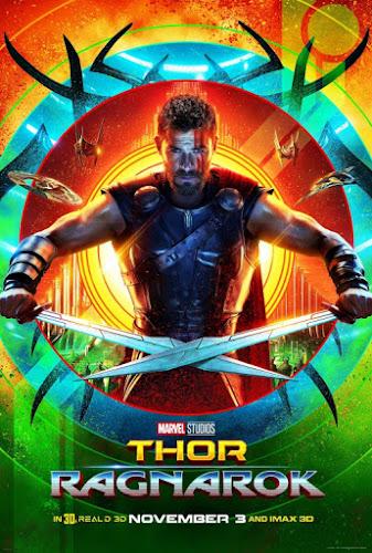 Thor: Ragnarok (Web-DL 720p Ingles Subtitulada) (2017)
