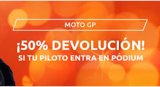 Mondobets promo MotoGP GP Teruel 25-10-2020