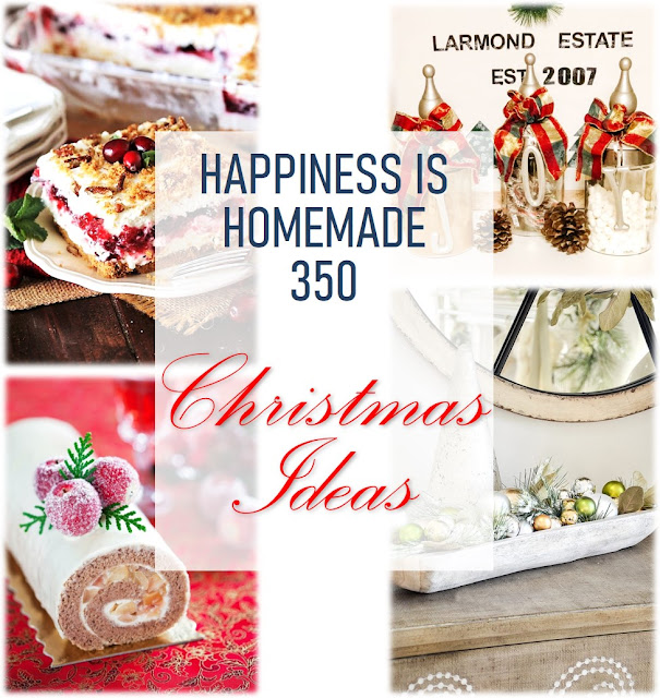 Happiness is Homemade. Share NOW. #hih #happinessishomemade #eclecticredbarn