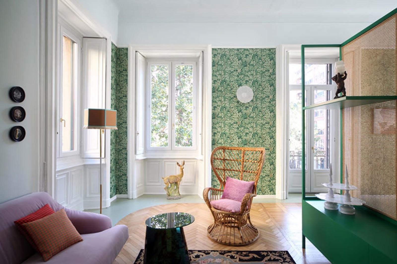 Home Designer Interiors, Discover this beautiful apartment in Milan ...