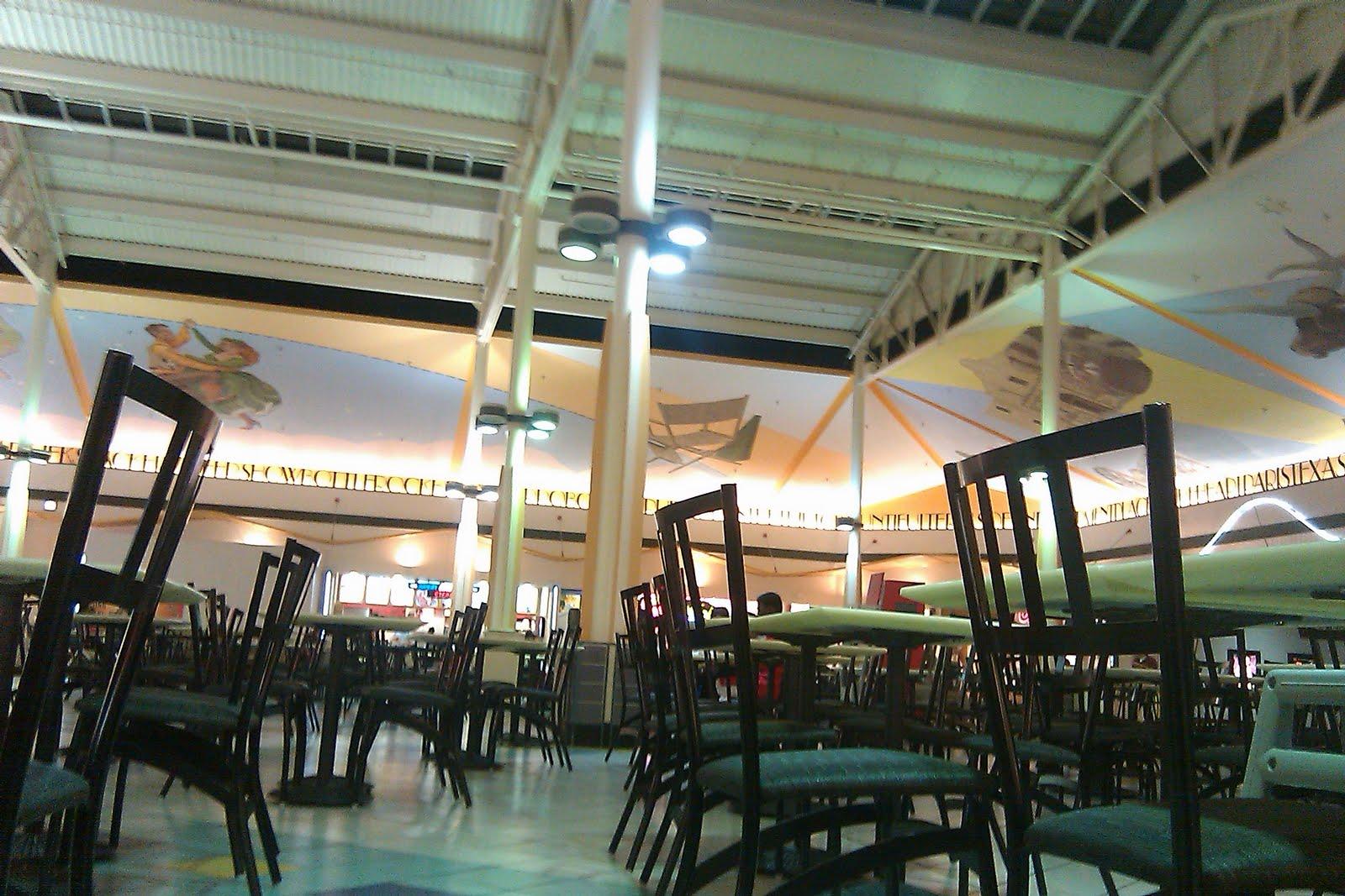 Central Mall Texarkana Food Court