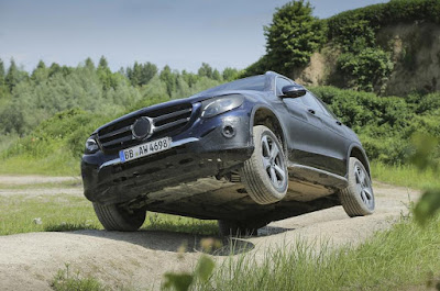 New 2016 Mercedes-Benz GLC SUV Crossover HD image