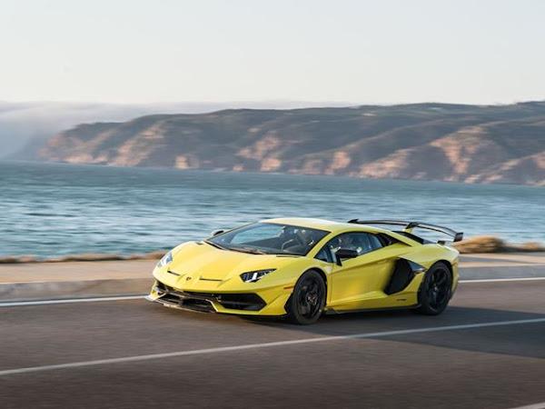 Lamborghini bate recorde histórico de vendas em setembro