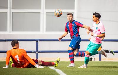 El Levante Juvenil DH empata en Buñol y soñará con las semifinales de la Copa de Campeones