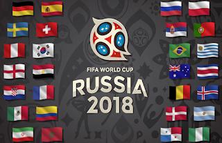 مباريات اليوم الخميس 21 يونيو 2018 في كأس العالم والقنوات الناقلة