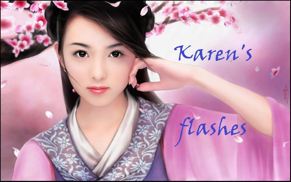 Karen's Flashes (Mostly) Asian TG