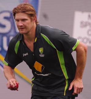 Cricketer-Shane-Watson