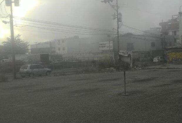 Bomberos tuvieron que pedir agua para apagar incendio en Barquisimeto