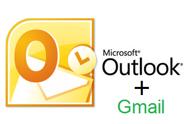 gmail setup on microsoft outlook