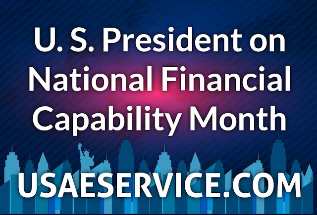 U.S. National Financial Capability Month
